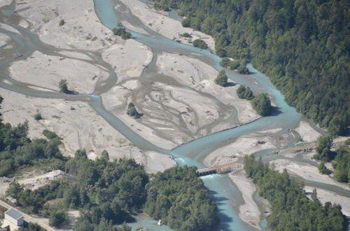 Rivière en bon état - Labellisation du VENEON